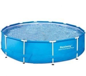 افضل مسبح اطفال نفخ بلاستيك وكيفية الاختيار inflatable pool -واي-مسبح-مائي-اوكتاجون-56045-300x266