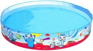 افضل مسبح اطفال نفخ بلاستيك وكيفية الاختيار inflatable pool -واي-مسبح-مائي-55021-300x166