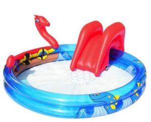 افضل مسبح اطفال نفخ بلاستيك وكيفية الاختيار inflatable pool -واي-ملعب-مائي-53033-300x243