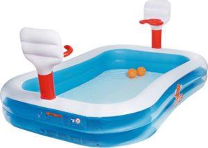 افضل مسبح اطفال نفخ بلاستيك وكيفية الاختيار inflatable pool -واي-ملعب-مائي-54122-300x214