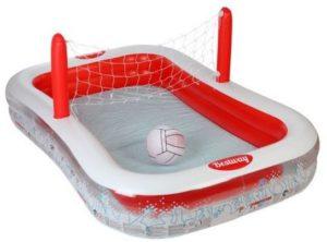 افضل مسبح اطفال نفخ بلاستيك وكيفية الاختيار inflatable pool -واي-ملعب-مائي-54125-300x222