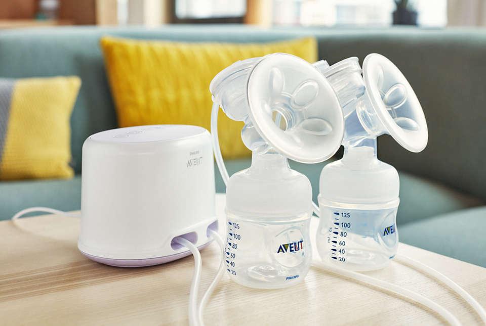 شفاط الحليب الكهربائي ايفنت الثنائي Comfort SCF334